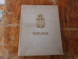 Romania Kurt Hielscher Romania  Natura Cladiri Viata Populara  Leipzig 1933 - Old Books