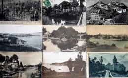 SUPER LOT De 525 CARTES POSTALES * ETRANGER * - VOIR La DESCRIPTION Et Quelques IMAGES  (11) - Cartoline