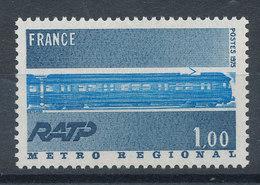 1804** Train - Métro Régional - France