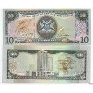 Billet  Trinite Et Tobago  10 Dollars - Trinidad & Tobago