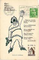 CPA  Onez ! Onez!  Messirez Et Bentes Dames ! ... Provins  (292464) - France