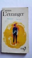 L'étranger Albert Camus - Livres, BD, Revues