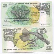 Billet De Banque - Papouasie / Nlle Guinée - 2 Kina - 1991 - Papouasie-Nouvelle-Guinée