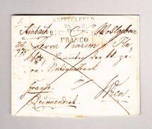 Österreich Steiermark KNITTELFELD 28.2.18?? Recommandiert Franco Vorphila Brief Ohne Inhalt Nach Wien - Österreich