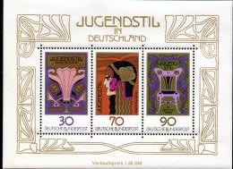 BF59 - GERMANIA 1977 , Foglietto N° 13 *** MNH LIBERTY - [7] Repubblica Federale