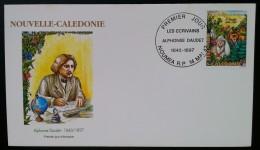 NOUVELLE-CALEDONIE - FDC 1997 - YT N°729 - ALPHONSE DAUDET / TARTARIN DE TARASCON - NOUMEA - FDC