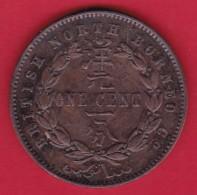 Bornéo Du Nord - 1 Cent - 1884 - TTB - Monnaies