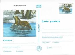 Rumania - Postal Stationary , Entier - 1997 : Otter ( Lutra Lutra ) - Postzegels