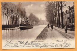 Maastricht 1904 Mailed - Maastricht