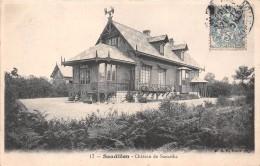 ¤¤  -    17   -   SANDILLON    -   Chateau De Samatha   -   Villa    -  ¤¤ - Non Classés