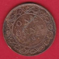 Canada - 1 Cent - 1907 - Canada