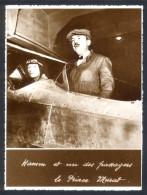 Photo AVIATION - Mission ROIG - LATECOERE - AEROPOSTALE - Ligne Mermoz 239 - Aviation
