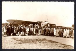 Photo AVIATION - LATECOERE - AEROPOSTALE - Ligne Mermoz 203 - LATE 28 SENEGAL - Aviation