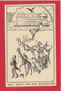 FREIES GYMNASIUM ZÜRICH, MATURITÄT 1921, ARCHE NOAH - ZH Zurich