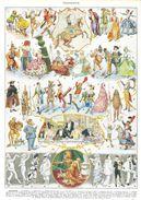 Travestis Recto Verso  Larousse 1948 - Vieux Papiers