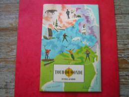 TOUR DU MONDE FINLANDE   REVUE MENSUELLE N° 58 DECEMBRE 1964  ED TALLANDIER - Géographie