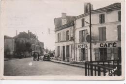 CPSM ( Barbezieux - Route De Bordeaux ) - Autres Communes