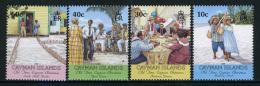 2000 - CAYMAN ISLAND -  Mi.  Nr. 867/870 -  NH - ( **) - (G-EA-371689.6) - Cayman (Isole)