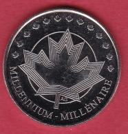 Canada - Médaille Millénium - 2000 - Canada