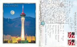 Stratosphere Casino, Las Vegas, Nevada, United States US Postcard Posted 2004 Stamp - Las Vegas