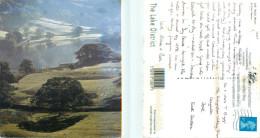 Falls Of Dochart, Killin, Perthshire, Scotland Postcard Posted 1991 Stamp - Perthshire