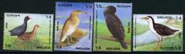 2000 - BANGLADESH -  Mi.  Nr. 734/737 -  NH - ( **) - (G-EA-371689.7) - Bangladesh