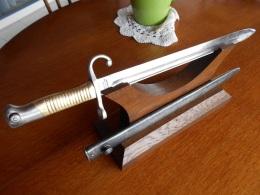 "Baionnette 1891 WEYERSBERG KIRSCHBAUM  Aux ""Même N°  A 0060"" - Knives/Swords"