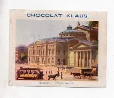 Chromo - Chocolat Klaus - Genève, Place Neuve - Chocolat