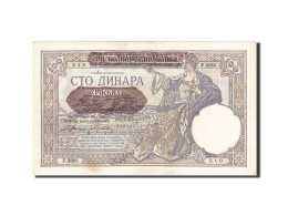 Serbie, 100 Dinara, 1941, 1941-05-01, KM:23, SUP - Serbie