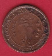 Ceylan - 1 Cent - 1870 - Colonias