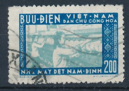 Viet-Nam Nord YT 116 Obl - Vietnam