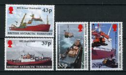 2000 - BRITISH ANTARCTIC TERRITIRY -  Mi.  Nr. 307/310 -  NH - ( **) - (G-EA-371689.7) - Territorio Antartico Britannico  (BAT)