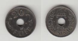20 FILLER 1941 - Hungría