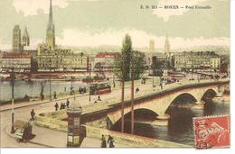Rouen - Pont Corneille - Rouen