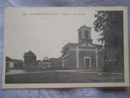 MILLENCOURT . L EGLISE . THE CHURCH - Autres Communes