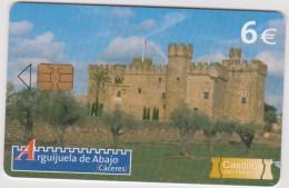 Télécarte :  Espagne :   Chateau - Spain