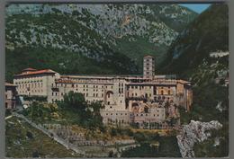 A640 SUBIACO MONASTERO DI S. SCOLASTICA - Italia