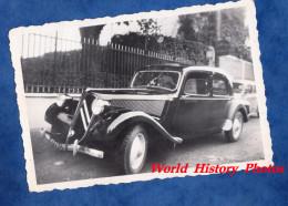 Photo Ancienne - Superbe Automobile CITROEN Traction - Cars