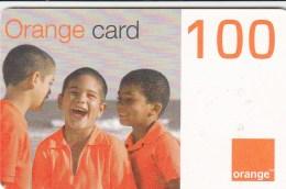 Dominicana - Orange - 3 Boys