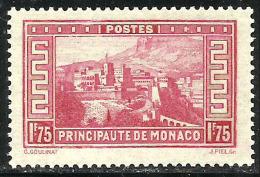 Monaco - Paysages De La Principauté - N° 128 Neuf Sans Charnière. - Monaco