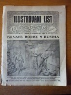 No 42-1916-CROATIA MAGAZINE-(BATTLE WITH RUSSIAN WWI ) - Other