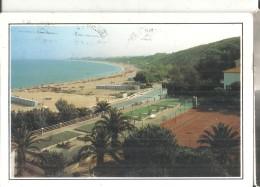 NUMANA ,PANORAMA.VIAGGIATA .1991.FG-G69-M - Ancona