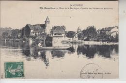 19 - BEAULIEU - Rives De La Dordogne, Chapelle Des Pénitents Et Port-Haut - Other Municipalities