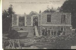 CPA Saint Denis De Cabane - La Durie - Nouveau Château - Circulée - Otros Municipios