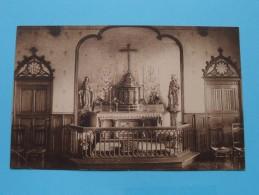Abbaye De Flône Lez Amay / Dames De L'Instruction Chrétienne Oratoire( Thill ) Anno 19?? ( Zie Foto Voor Details ) - Amay