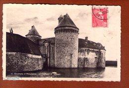 1 Cpa Chateau D Olhain - Houdain