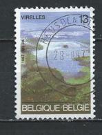 BELGIE  GESTEMPELD  NR°  2255  Catw.  0.25   Euro - Belgique