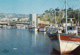 Marseille 13 - Estaque Plage - Bâteaux Port De Pêche De Somati