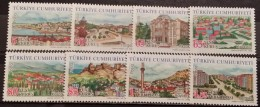 Turkey, 2008, Mi: 3671/78 (MNH) - 1921-... République