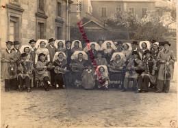 87 - LIMOGES - BELLE PHOTO ORIGINALE L' EGLANTINO DO LEMOUZI - LUCIEN LAVAUX  -MUSIQUE FOLKLORE BARBICHET VIELLE - Photographs